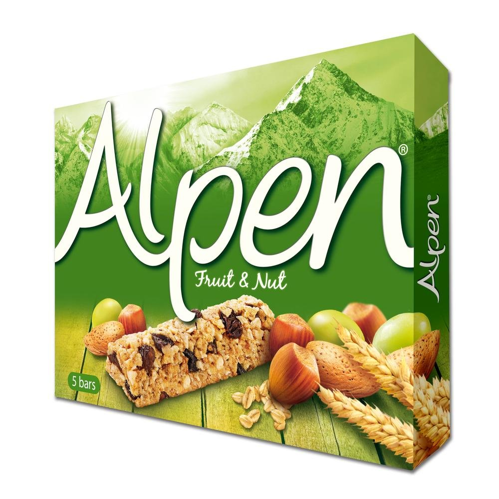 Alpen m sli riegel 39 frucht nuss 39 145g 5 x 2 - Alpen dekoration ...