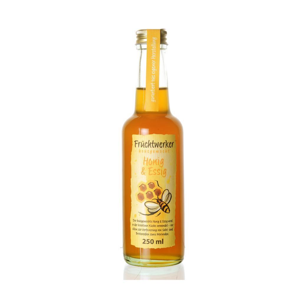 Fruchtwerker Honig & Essig hausgemacht 250ml