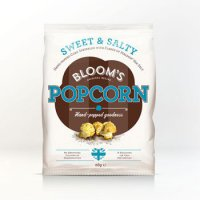 Bloom's Sweet and Salty Popcorn 28g