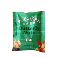 Butterly Nuts Gourmet Popcorn Snack Pack 26g
