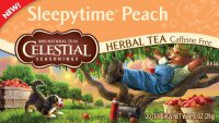 Celestial Seasonings Sleepytime Peach 29g (MHD 18.12.17)