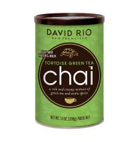 David Rio Chai \'Tortoise Green Tea\' 398g