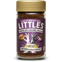 Little\'s Instant Coffee Chocolate Caramel DECAF 50g