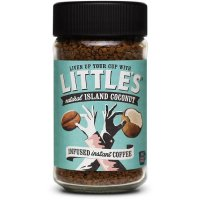 Little's Instant Coffee Island Coconut 50g