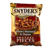 Snyder\'s of Hanover Pretzel Pieces \'Honey Mustard &...
