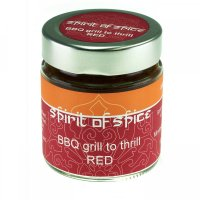 Spirit of Spice \'BBQ Grill to Thrill Red\' 60g