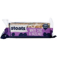 Stoats \'White Chocolate & Hazelnut\' Haferflocken...