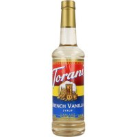 Torani French Vanilla Classic 750ml PET