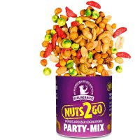 Nuts2Go PARTY-MIX 70g