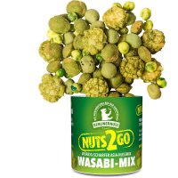 Nuts2Go WASABI-MIX 60g