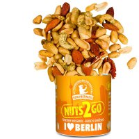 Nuts2Go I LOVE BERLIN 100g
