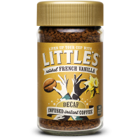 Little\'s Instant Coffee French Vanilla DECAF 50g