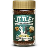 Little\'s Instant Coffee Island Coconut DECAF 50g