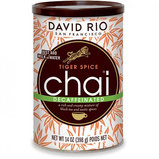 David Rio Chai Tiger Decaffeinated (vormals Giraffe Decaf) 398g Dose