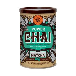 David Rio Power Chai mit Matcha 398g