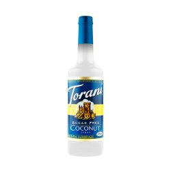 Torani Coconut (Kokosnuss) zuckerfrei 750ml