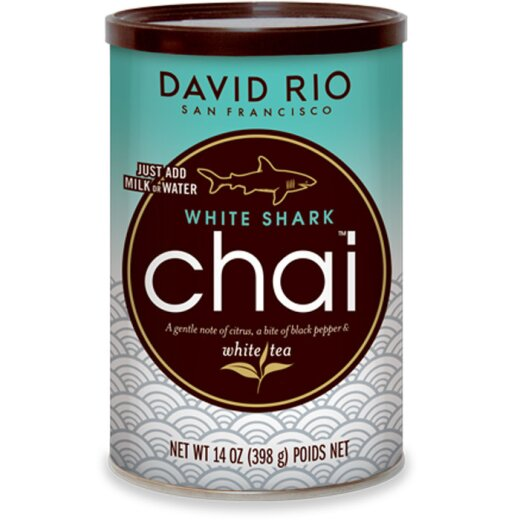 David Rio Chai White Shark 398g