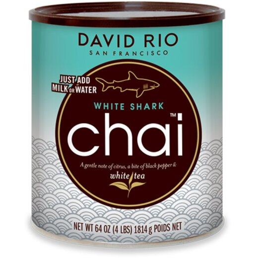 David Rio Chai White Shark 1814g