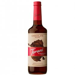 Torani Chocolate Milano Puremade 750ml